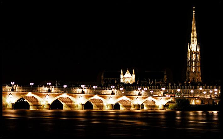 Soirée en amoureux à Bordeaux