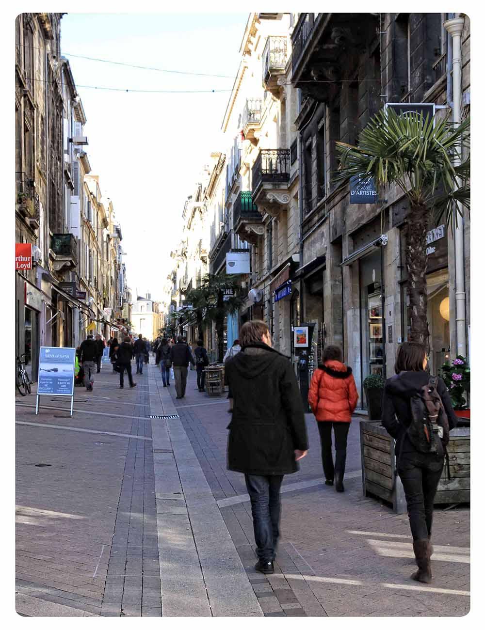 Rue des Remparts, Bordeaux