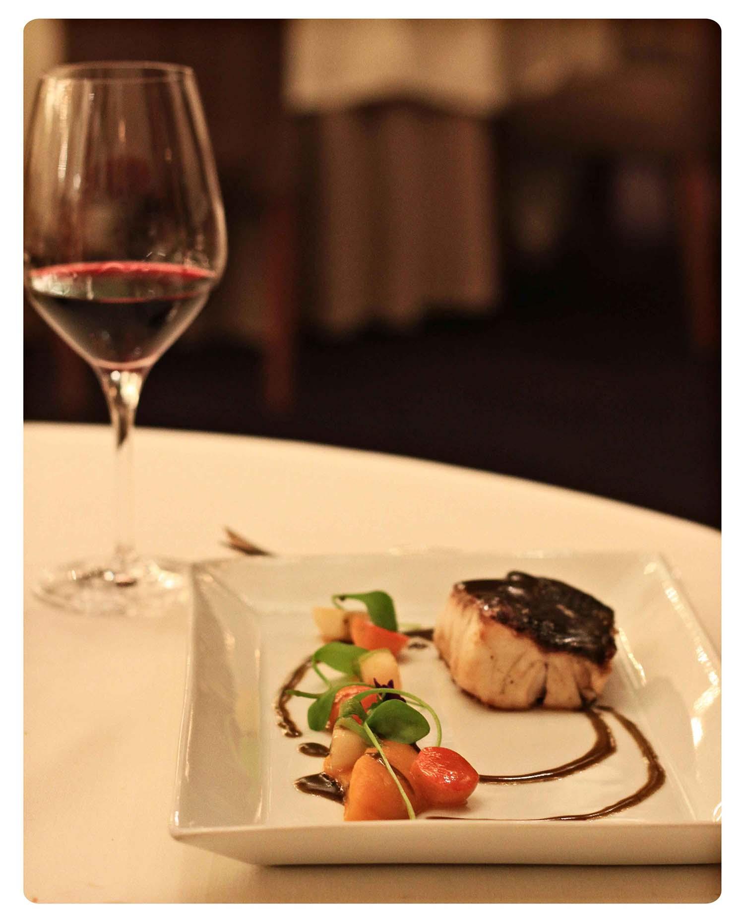 Restaurant de Bordeaux, Le Chapon Fin