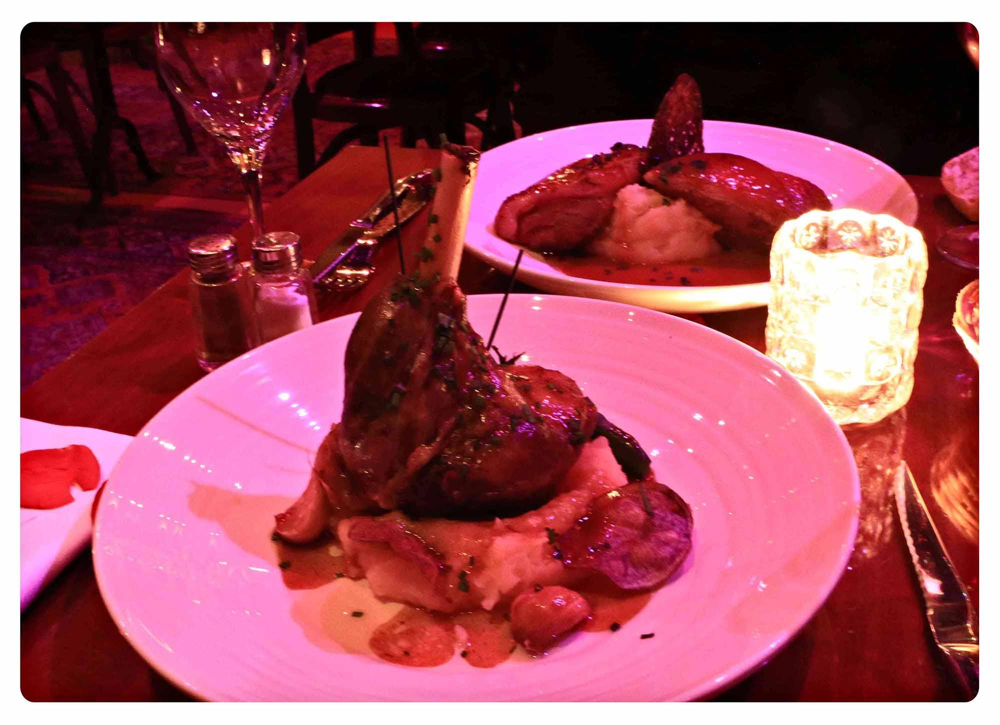 Restaurant Bordeaux, le Kbaroque
