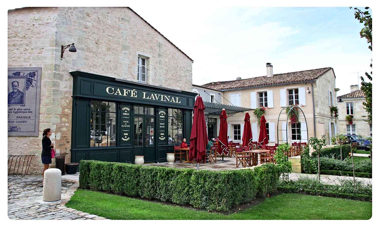 Café lavinal, Médoc
