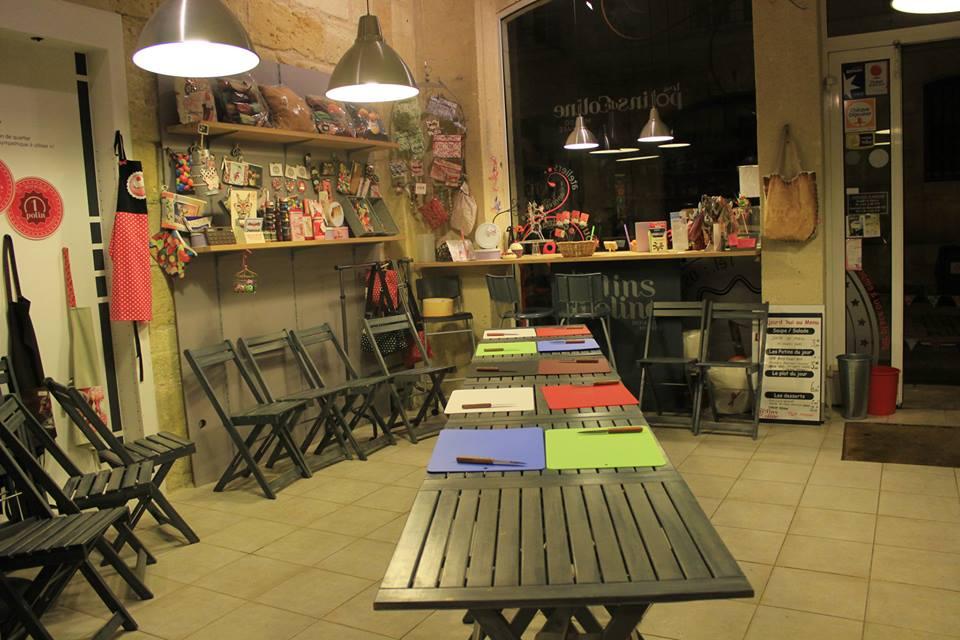 Cours cuisine Bordeaux
