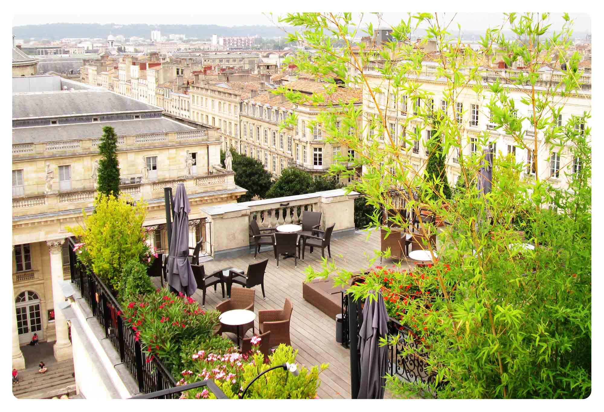 Spa de luxe à Bordeaux