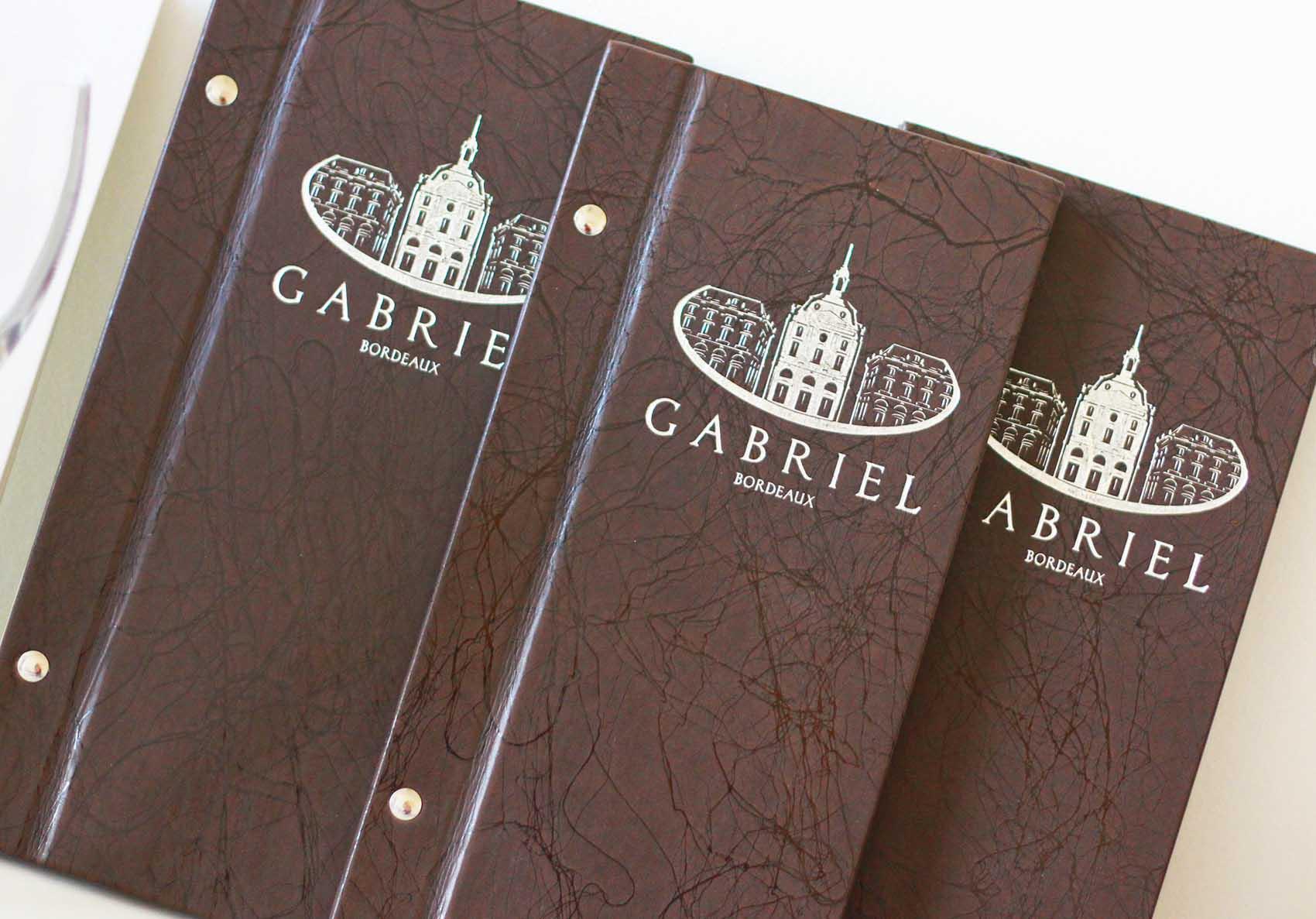 Restaurant Le Gabriel Bordeaux