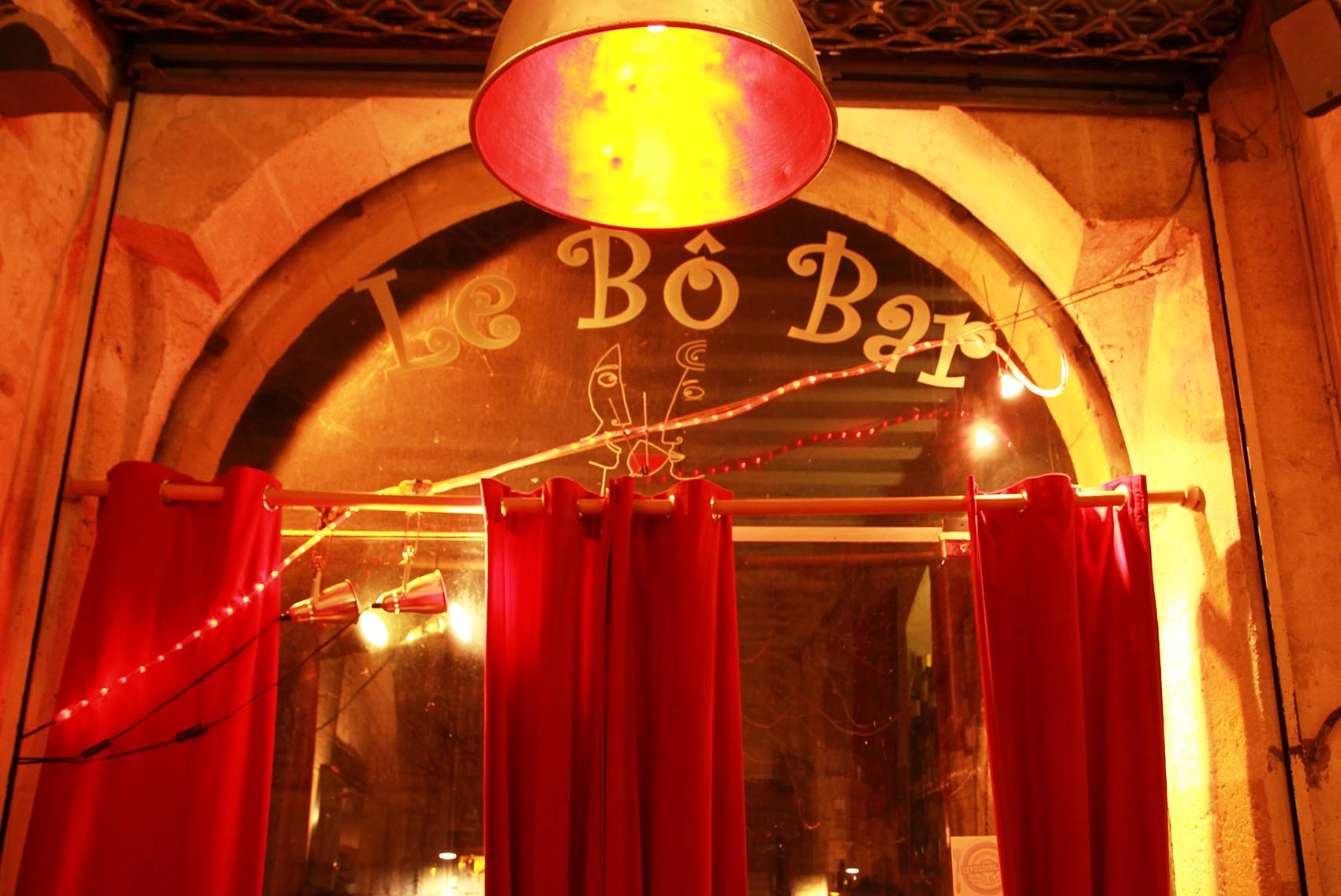 Le Bô Bar, Bordeaux