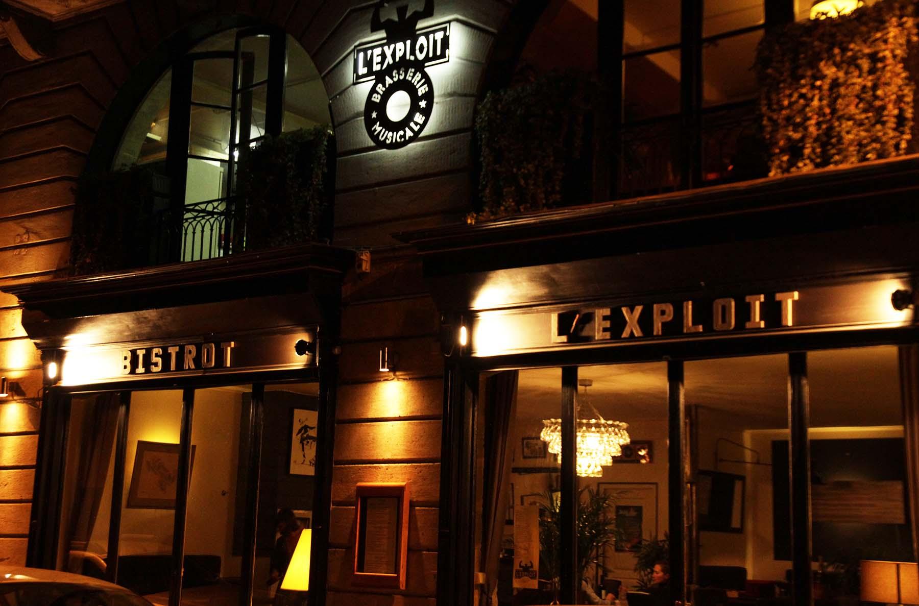 Le Bistro l'Exploit, Bordeaux