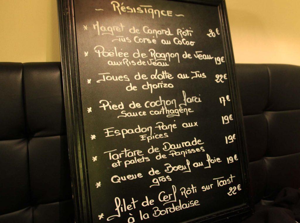 Bistro l'Exploit, Bordeaux