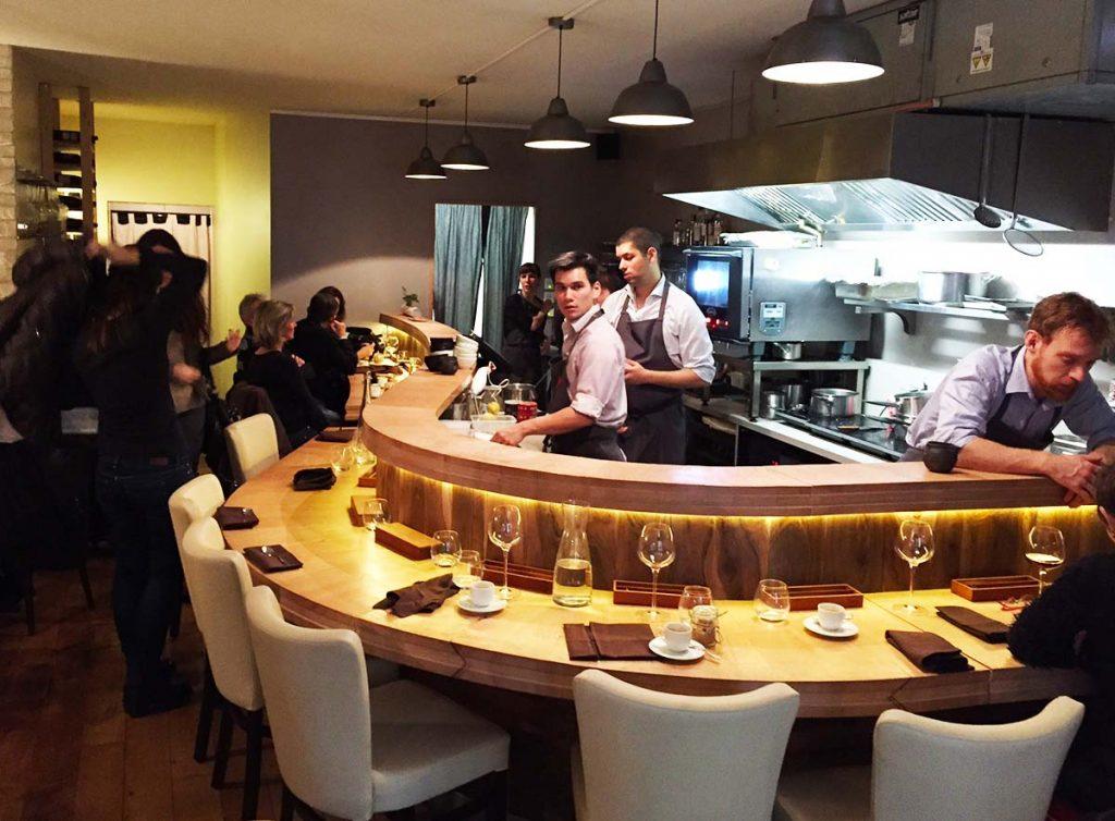 Voila Restaurant Bordeaux
