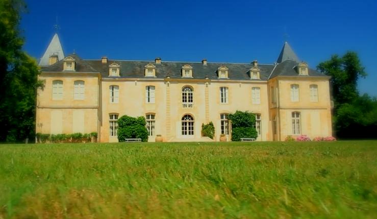 Visite au château de Reignac