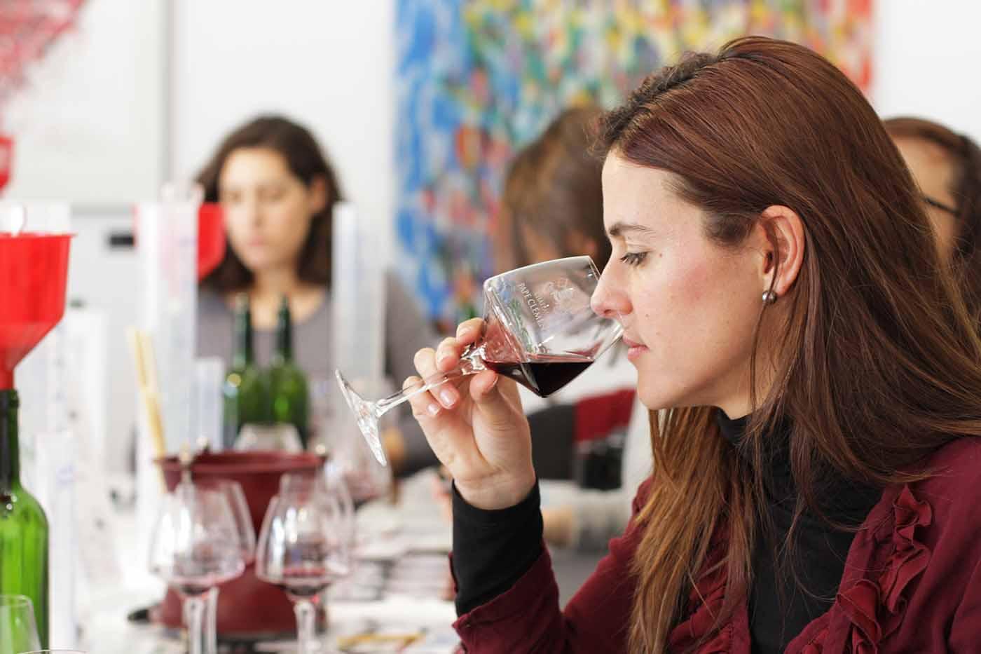 Créer son vin au château Pape Clément