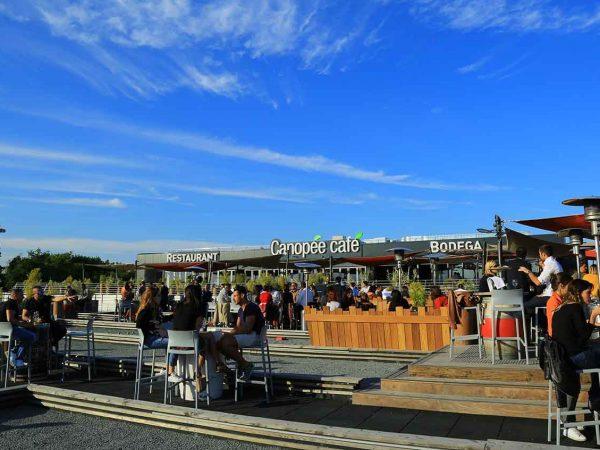 Le Canopée Café