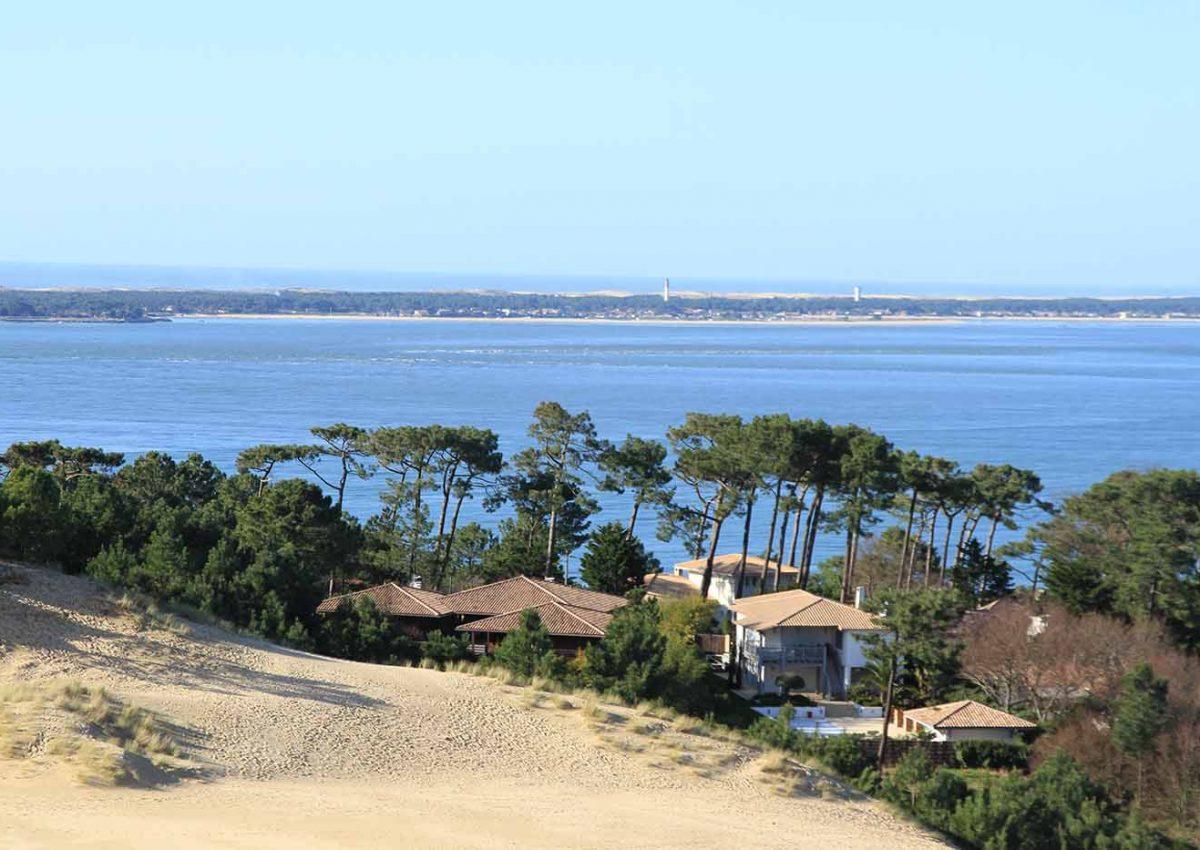 La dune du Pyla la plus haute dune d'Europe