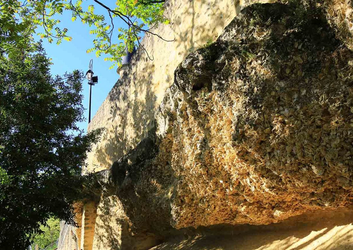 Visite de Sainte Croix du Mont à vélo