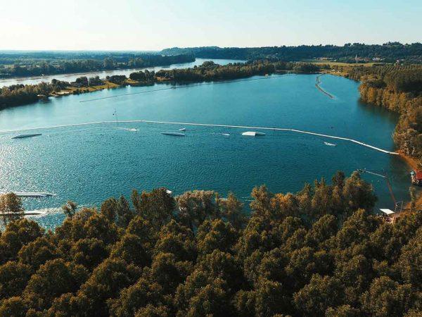 Le lac de Baurech