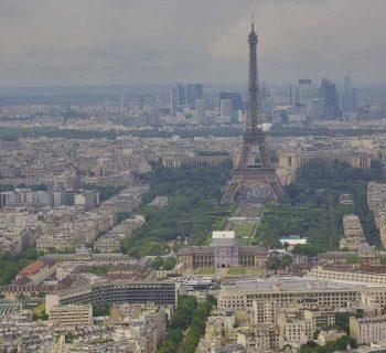 Un week-end romantique à Paris