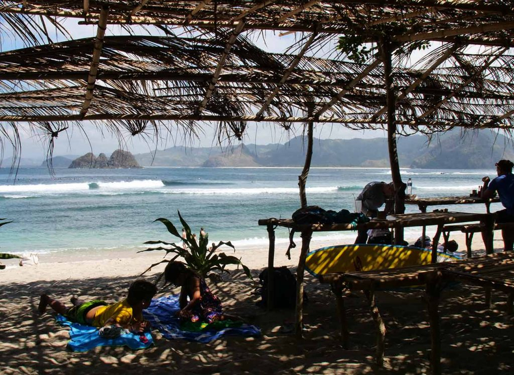 plage-maui-a-lombok-indonesie