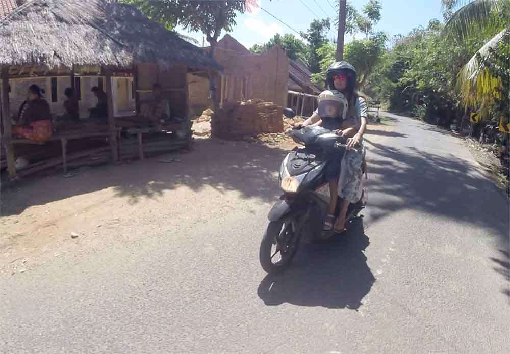 scooter-lombok