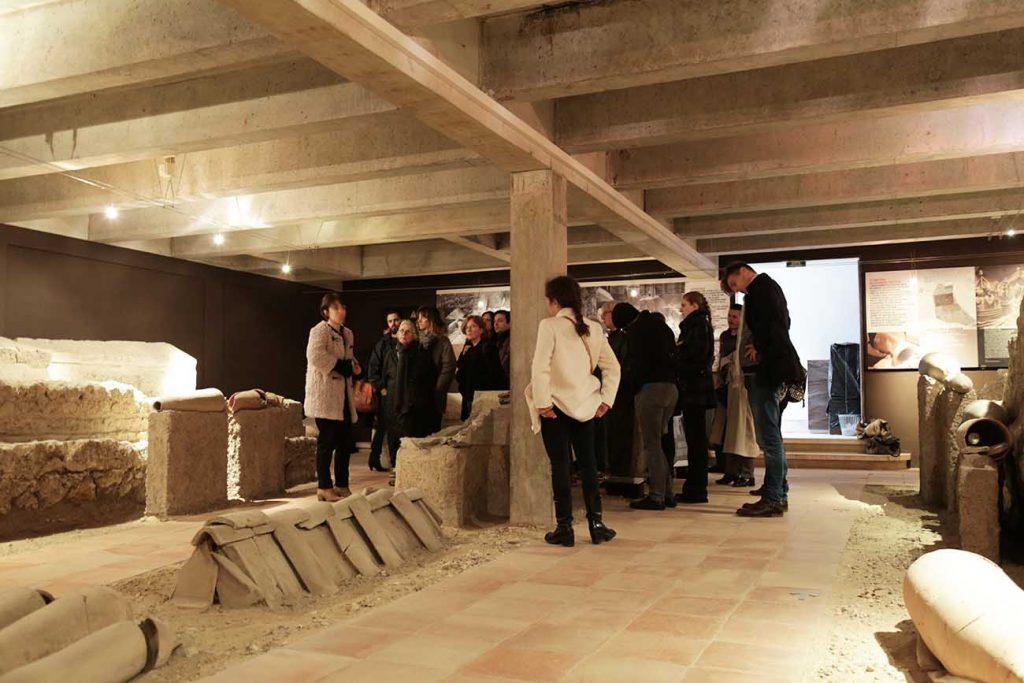 saint-seurin-crypte-visite-bordeaux-souterrain